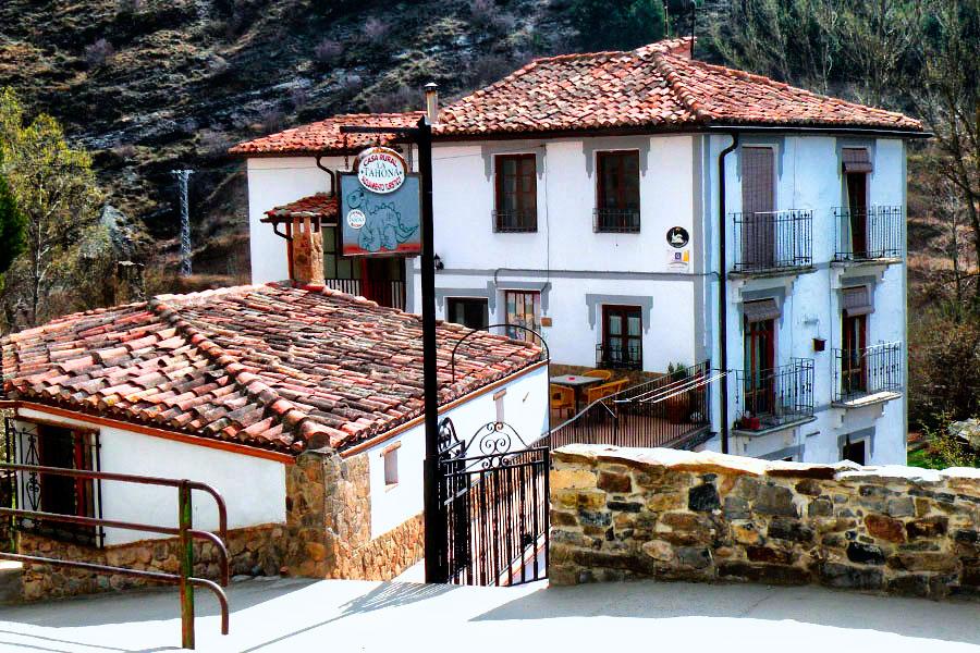 Casa rural la tahona - Casas rurales logrono ...